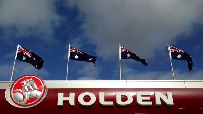 Culled: Holden is downsizing its dealer network. Photo: Supplied