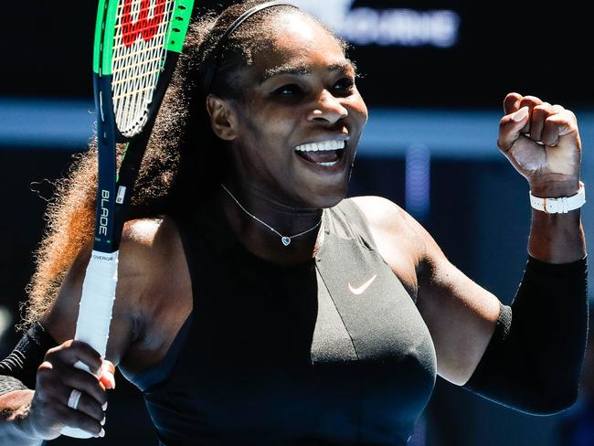 Williams was too good for Konta.