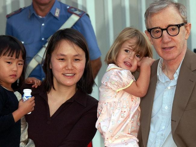 Woody Allen tells The Hollywood Reporter that Soon-Yi ...