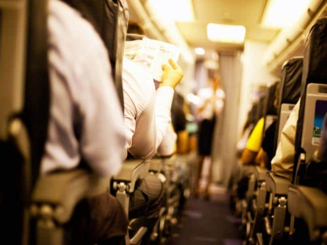 No point trying to sneak into business class. Picture: iStock