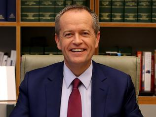 Opposition Leader Bill Shorten Picfac