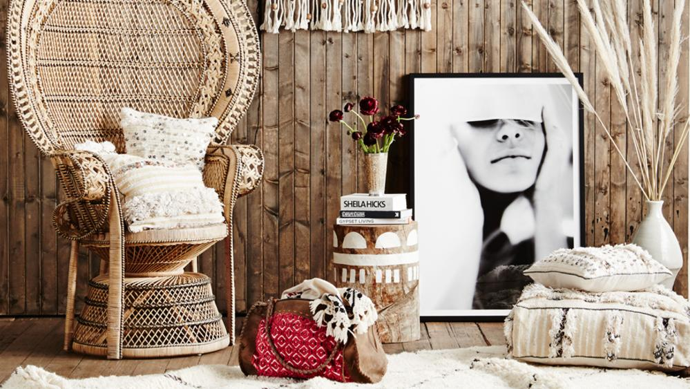 Interior stylist Noël Coughlan, of NC Interiors, is at the top of ...