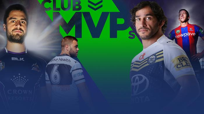 NRL 2015: All clubs' best and fairest winners | Fox Sports
