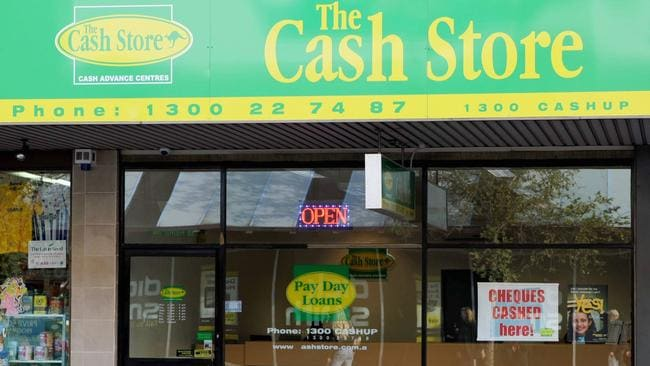 The Cash Store was recently hit with a record $19 million fine.