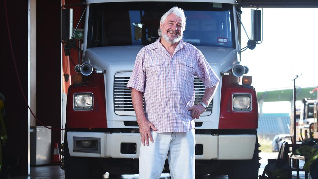 Technology Management Image: Retired Territory Firefighter Jock McLeod Has Claims