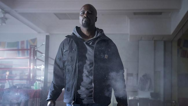 Mike Colter stars as Luke Cage.