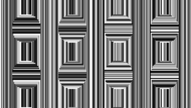Can you spot the circles in this baffling optical illusion which is leaving people stumped?  sc 1 st  News.com.au & Can you find the circles in the rectangular door panels? Optical ...