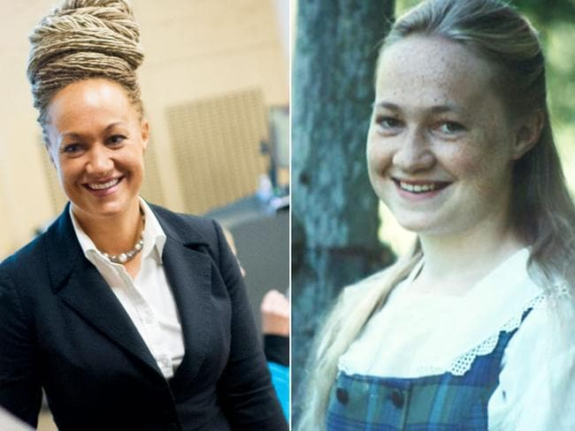 Rachel Dolezal is at the centre of an international controversy over her race.