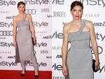Claudia Karvan arrives at the Instyle and Audi 'Women of Style' Awards. Picture: Justin Lloyd/Getty