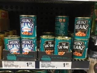 heinz beanz are getting new packages