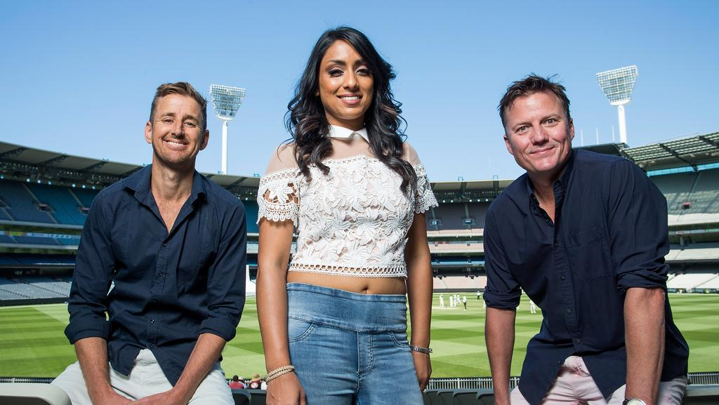 """Triple M Ashes commentary team selection isn't """"male, pale ..."""