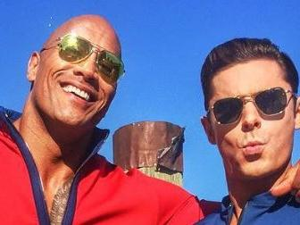 Brace yourselves for the Baywatch trailer