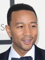 John Legend arrives on the red carpet for the 56th Grammy Awards at the Staples Center in Los Angeles. Picture: AFP