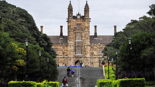 University of Sydney has been named the top 'sugar baby' university.