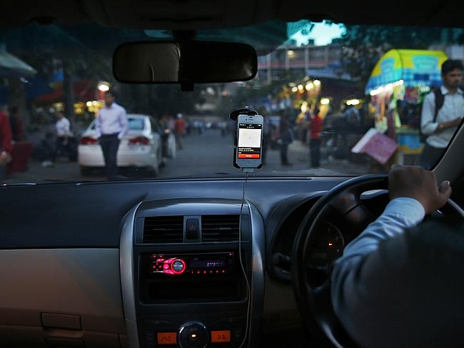 Uber is being investigated by the Roads and Maritime Authority.