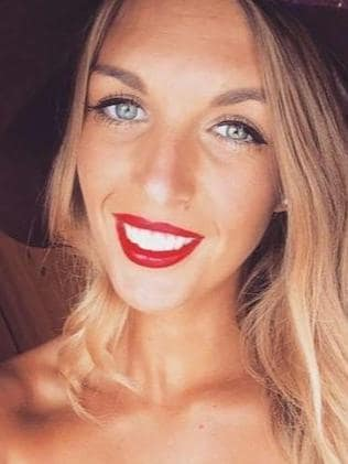Becky Dobson was killed in the crash. Picture: Facebook