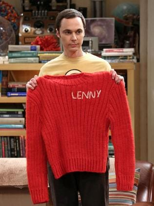 <i>B</i> <i>ig Bang Theory</i> actor Jim Parsons is 41.