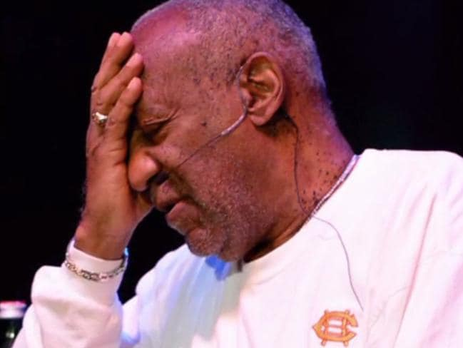 Cosby has been rocked by a string of sexual harassment allegations. Picture: Supplied/Discovery