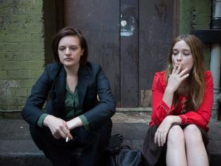 Elisabeth Moss and Alice Englerta star in the second season of Top of the Lake.