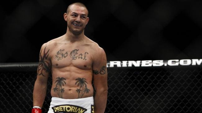 Cub Swanson is a true veteran of MMA and the UFC.
