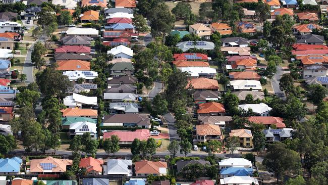 The value of residential property in Australia is a mind boggling $6.5 trillion.