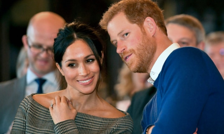 Prince Harry and Meghan Markle's anthrax scare