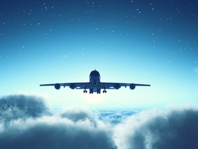 A fear of flying often stems from turbulence. But it's just air moving.
