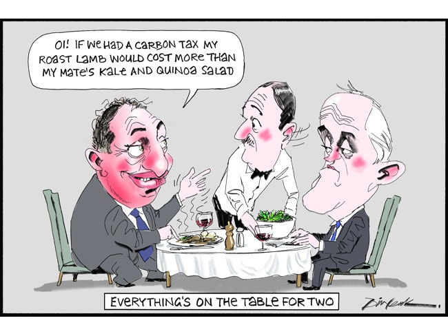 Cartoon: Bill Leak