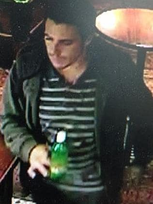 Police image of a man allegedly wanted over handbag and car thefts in the northern suburb