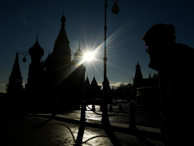 Russia is doing okay economically for now, but for how long? Picture: Kirill Kudryavstev/AFP