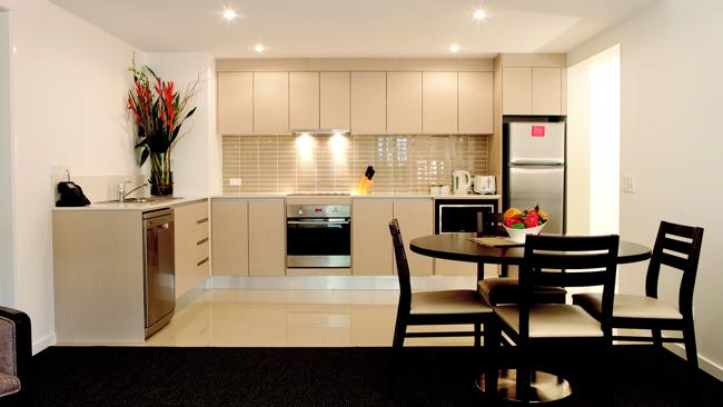 An apartment at the Ramada Resort. Picture: Supplied