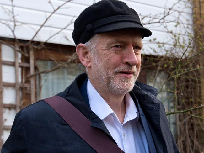Jeremy Corbyn said the most vulnerable in society where paying the price for politically-motivated austerity measures. Picture: Ben Pruchnie/Getty Images.