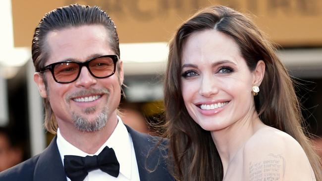 Pitt and Jolie are said to be giving their relationship another shot. Picture: Andreas Rentz / Getty Images.