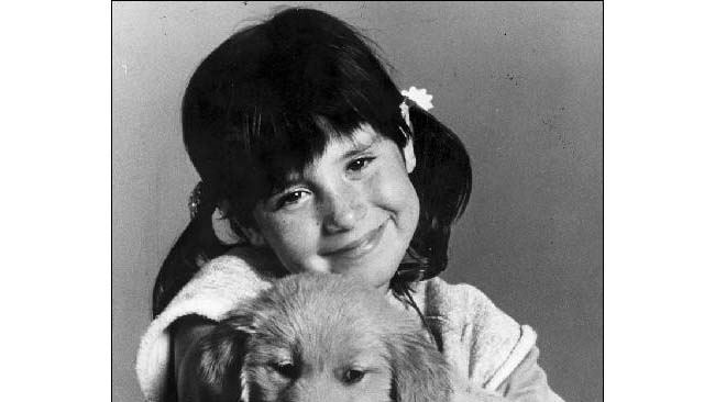 Punky Brewster, the way we remember her