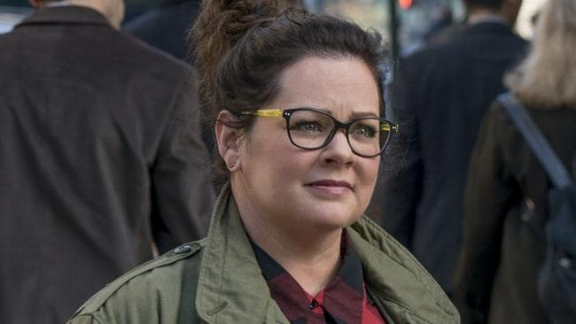 Melissa McCarthy as scientist Dr Abby Yates. Picture: Sony Pictures