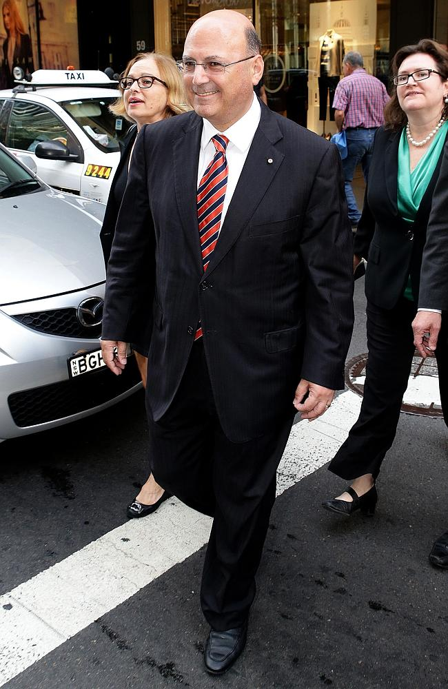 Liberal Senator Arthur Sinodinos was John Howard's former chief-of-staff. Picture: Stephen Cooper