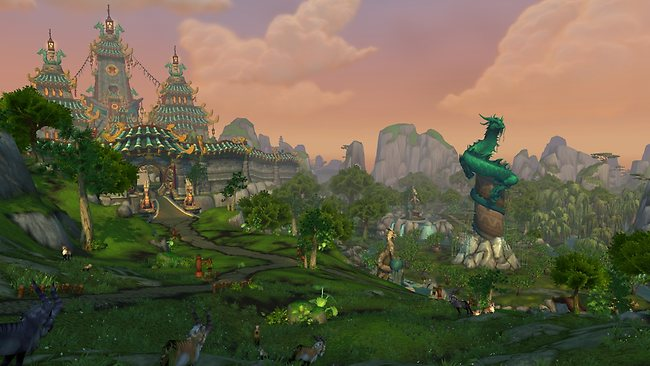 A screenshot of from Mists of Pandaria. Picture: Courtesy of Blizzard