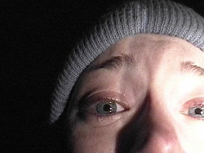 Heather Donahue was probably crying because she only got paid $500 for The Blair Witch Project.