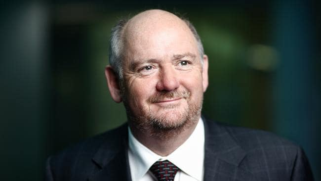 Richard Cousins died in the crash along with his two sons and his fiancee and her daughter. Picture: Simon Dawson/Bloomberg via Getty Images