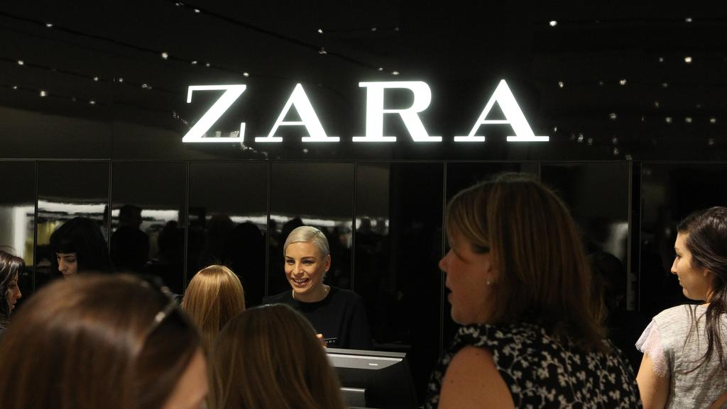 zara home sydney melbourne australia stores to open the courier mail. Black Bedroom Furniture Sets. Home Design Ideas