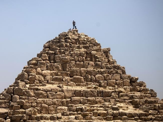 Having a top-down pyramid structure may be efficient but it could also stymie innovation.