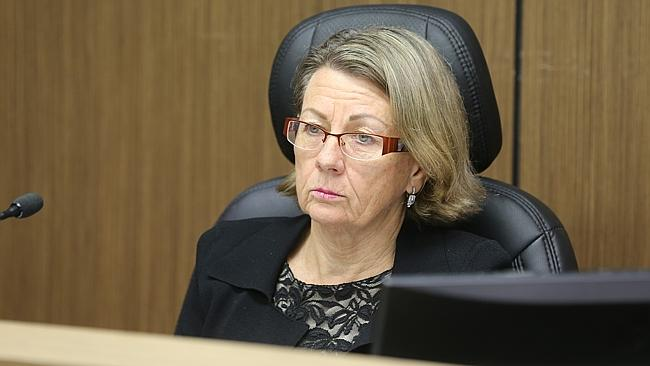 Commissioner Megan Latham has defended the ICAC's decision to make the allegation against