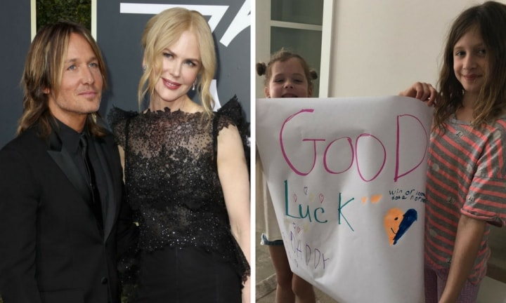 "<b>NICOLE KIDMAN AND KEITH URBAN</b>: Following on from what Nicole referred to as a ""rollercoaster ride with fertility"" the celebrity couple welcomed their second daughter. Faith Margaret was born in December 2010 via surrogate and the actress described her as ""the most wonderful woman to do this for us."""