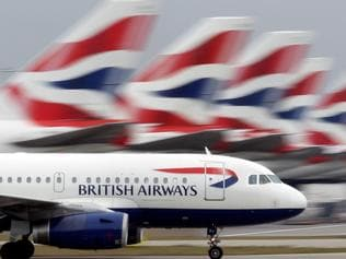 FILE - BA Cabin Crew Vote To Strike Over Pay Dispute BA Cabin Crew To Strike As Talks Collapse