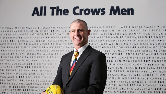 Slain Adelaide Crows coach Phil Walsh.