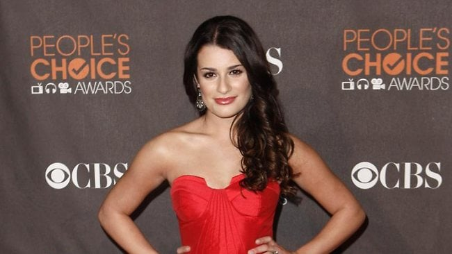 Glee star lea michele a diva in real life after role changes adelaide now - Lea michele diva ...