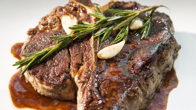 Steak at a restaurant can cost more than five times the price of making it at home.