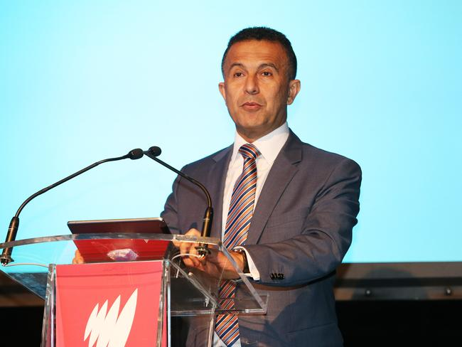 SBS managing director Michael Ebeid. Picture: John Fotiadis