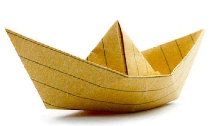 How To Make An Origami Boat Easy For Kids