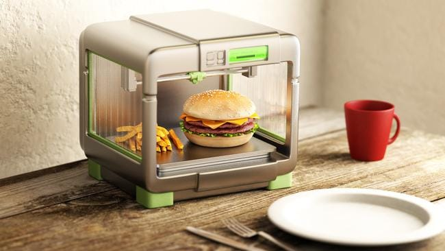 3D printer for food and stem cell meat: The future of food